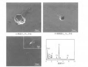 溶胶-凝胶法处理超细晶钛镍基合金